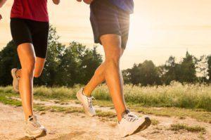 lopen, jogging, wandelen, atletiek