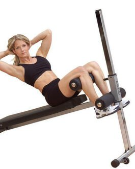 Adjustable Abdominal Bench Bodysolid GAB-60