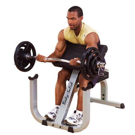 scottbench, bicepsbank, fitness, bodybuilding